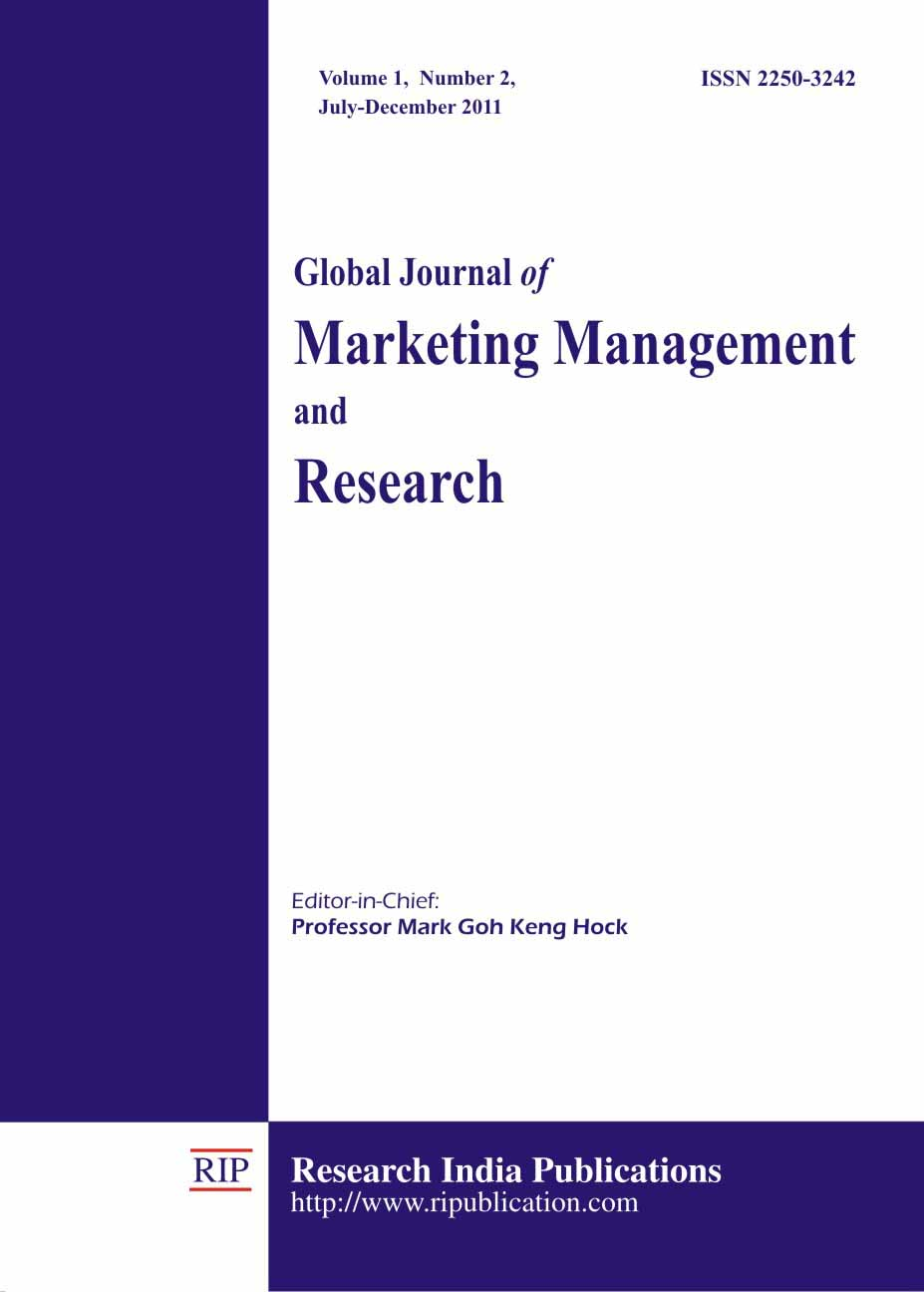 THE IMPACT OF MARKETING MIX ON CUSTOMER - arXiv