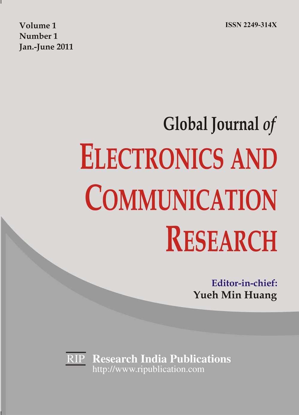 Research papers on electronics