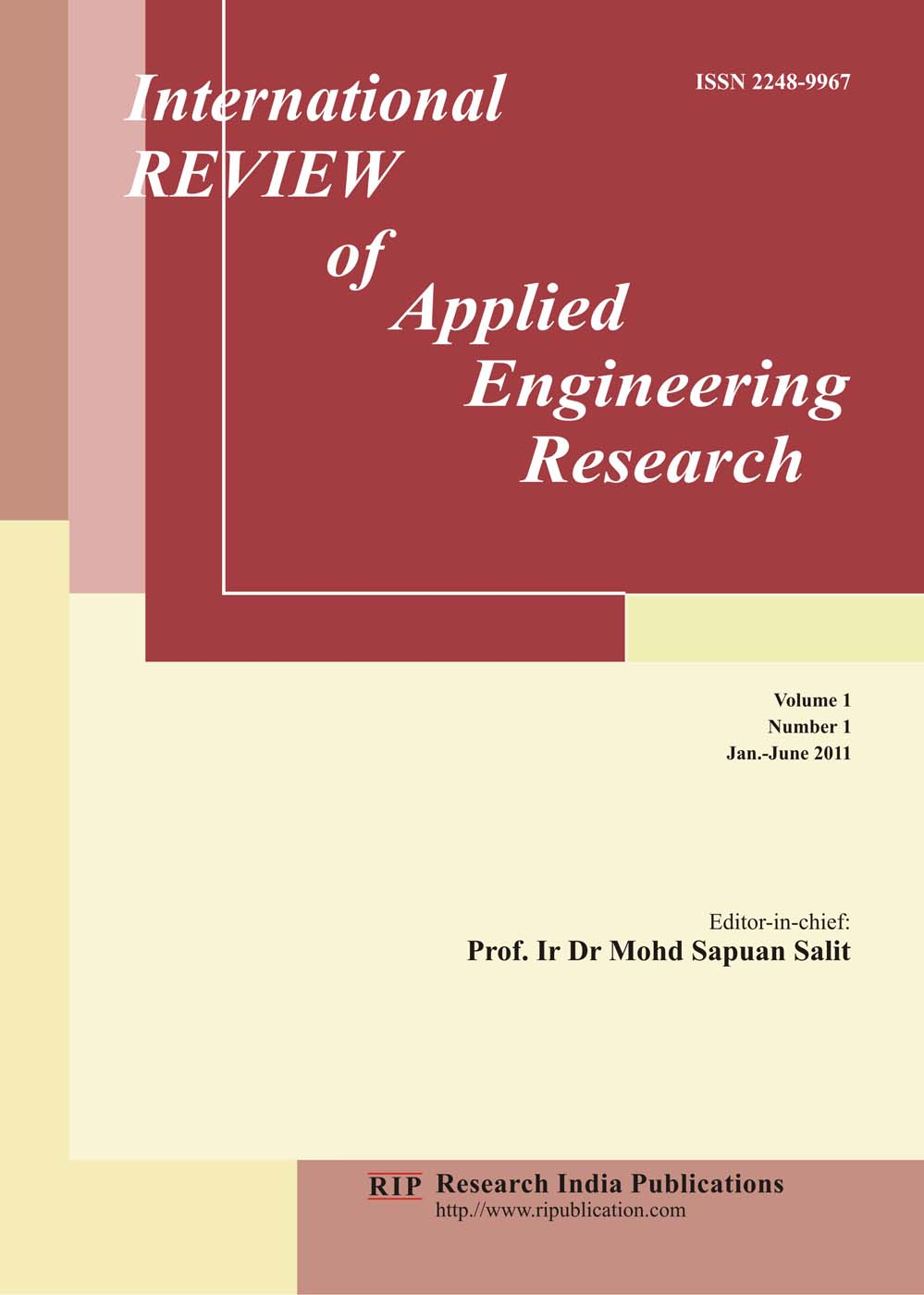 journal of applied research