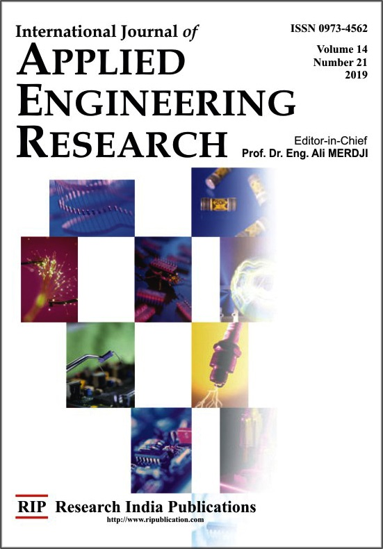 Ijaer International Journal Of Applied Engineering Research