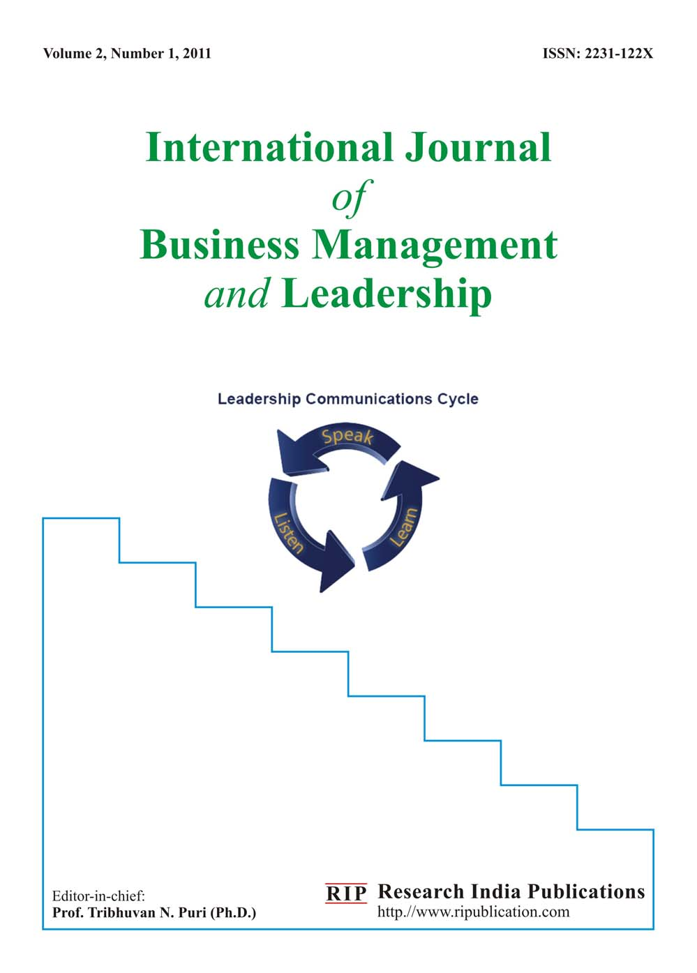 Ijbml International Journal Of Business Management And Leadership Computer Science Journals Journals Publishers Computer Science Journals In India Indian Journals Subscription Agency Indian Books Distributors