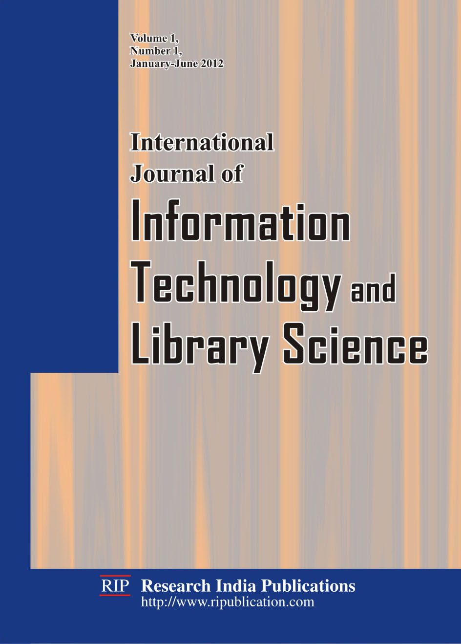 information technology journals The journal of education and information technologies (eait) is a platform for the range of debates and issues in the field of computing education as well as the many uses of information and communication technology (ict) across many educational subjects and sectors.